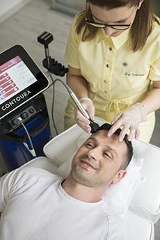 безоперативен лифтинг на лице с forma inmode е отличен начин за премахване на бръчки