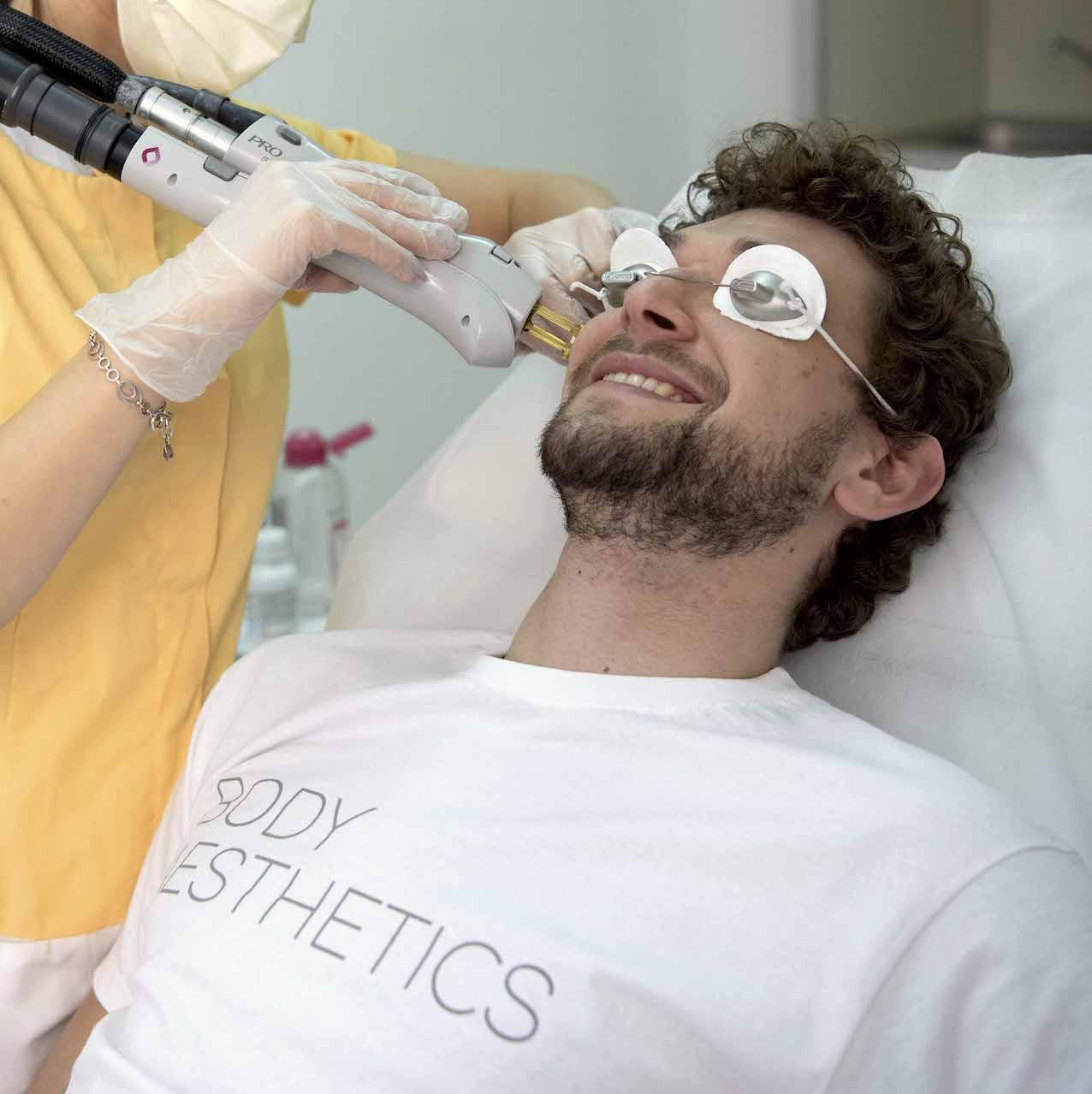 GentleLase Pro е александритен лазер №1 в света, златният стандарт за лазерна епилация